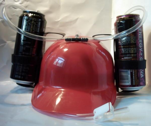 Trinker-Helm rot
