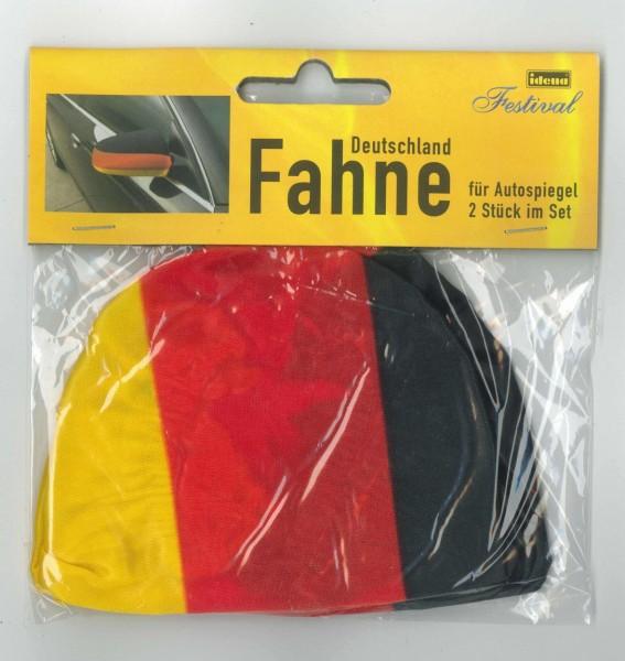 Deutschland Autospiegel-Set