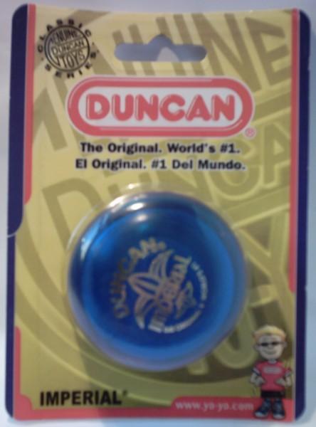 Yo-Yo DUNCAN Imperial, blau