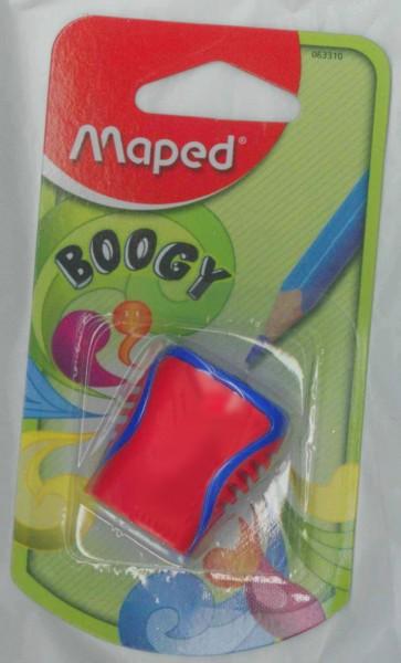 Maped® Spitzer mit Auffangdose, rot