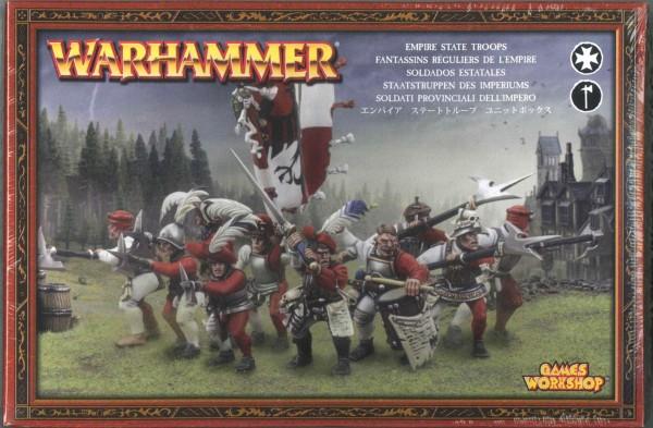 """WARHAMMER Imperium """"Staatstruppen des Imperiums"""""""