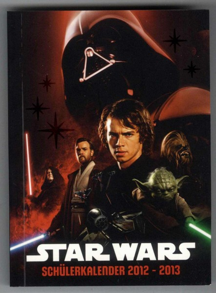 STAR WARS Schülerkalender 2012-2013