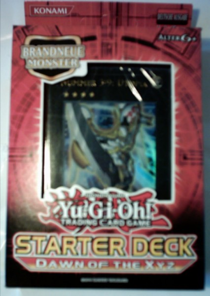 "Yu-Gi-Oh! Starter Deck ""Dawn of the XYZ"""