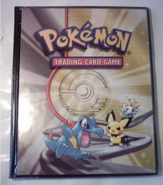 4 Pocket Portfolio Pokémon Karnimani