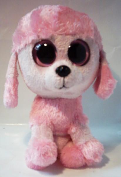 """Beanie Boos Plüschtier """"Princess"""" (rosa Pudel), 15cm"""