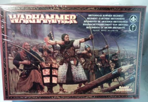 WARHAMMER Bretonisches Bogenschützenregiment