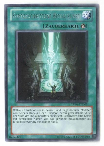 Fortgeschrittene Ritualkunst, TU04-DE009, Yu-Gi-Oh!-Einzelkarte