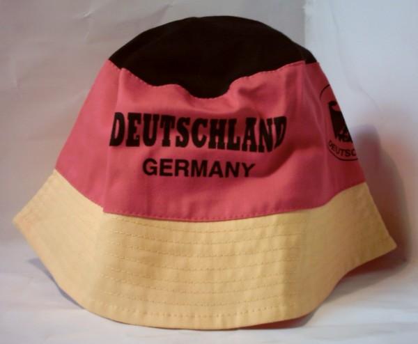 Deutschland Hut aus Stoff