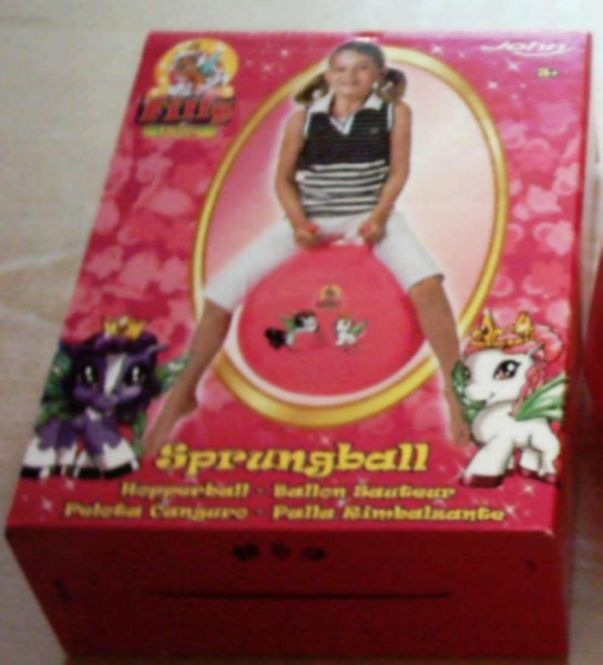 Filly Hüpfball Sprungball