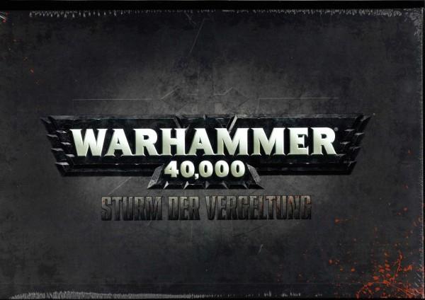 """""""Sturm der Vergeltung"""" WARHAMMER 40.000, Starter"""