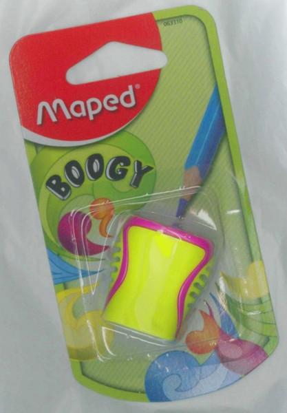Maped® Spitzer mit Auffangdose, grün