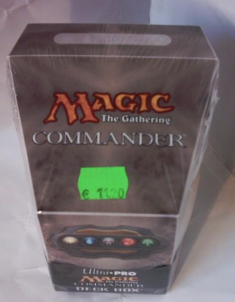 MAGIC Commander Deck Box