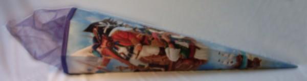 Zuckertüte/ Schultüte groß, 85cm, Piraten