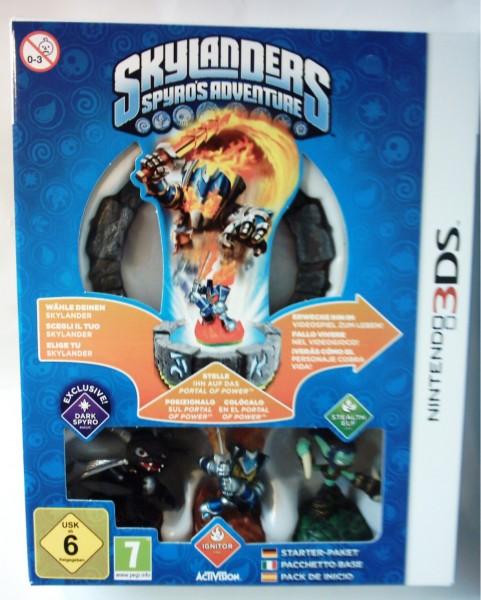 Skylanders Spyro's Adventure für Nintendo 3DS