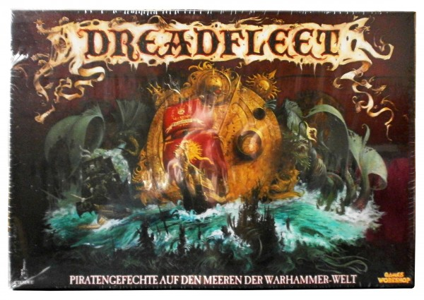 DREADFLEET, Piratengefechte auf den Meeren der WARHAMMER-Welt