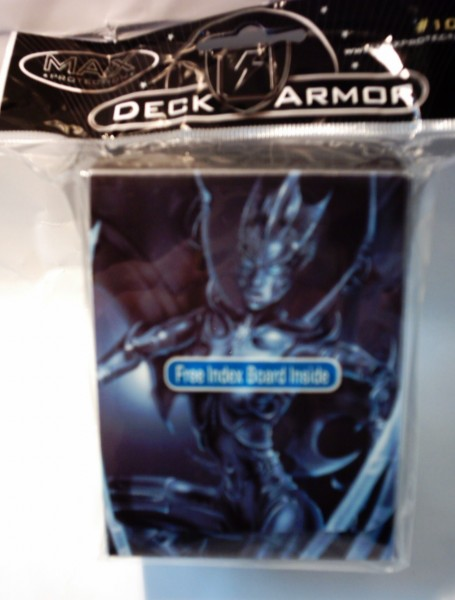 "Deck Box ""Cyber Angel"", MAX"