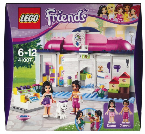 LEGO Friends Heartlake Tiersalon