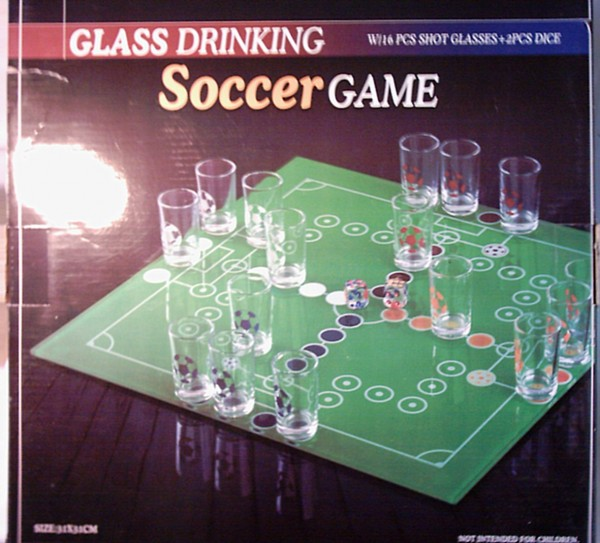 Drinking Soccer Game
