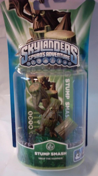 Stump Smash Skylanders Spyro's Adventure Single Pack