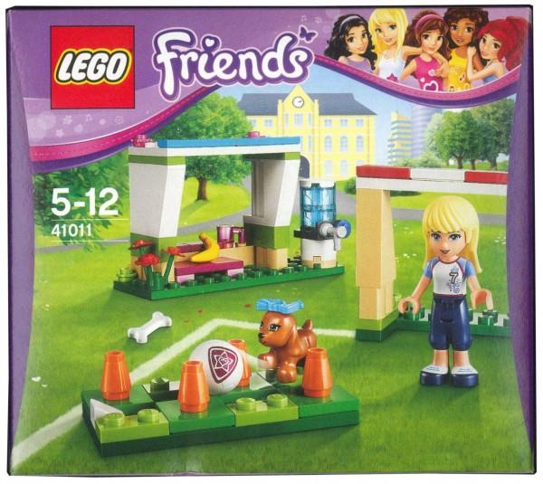 LEGO Friends Fußballtraining mit Stephanie