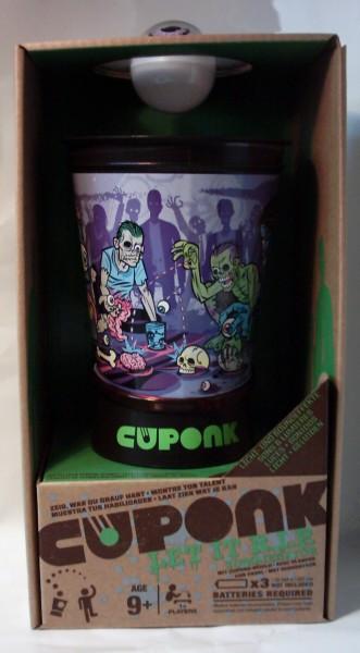 """Cuponk Becher """"Zombienator"""""""