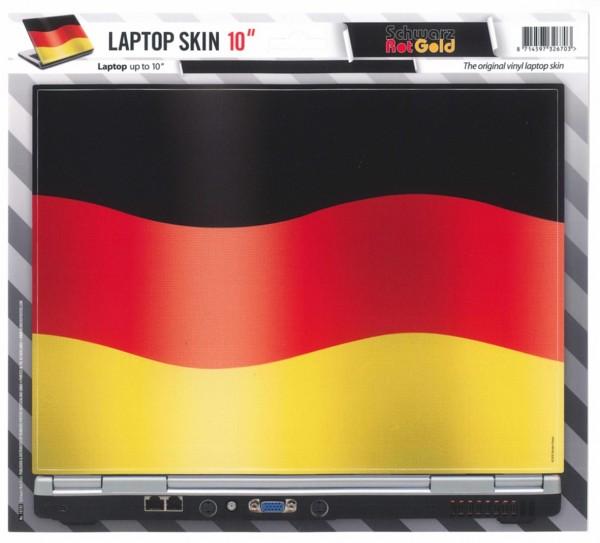 Deutschland Laptop Skin (Aufkleber)