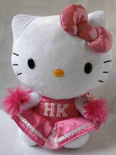 """Plüsch Hello Kitty """"Cheerleader"""", 25cm"""