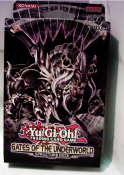 Gates of the Underworld Structure Deck, Yu-Gi-Oh!