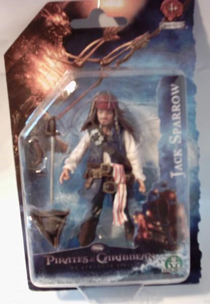 Pirates Jack Sparrow, Figur 10 cm