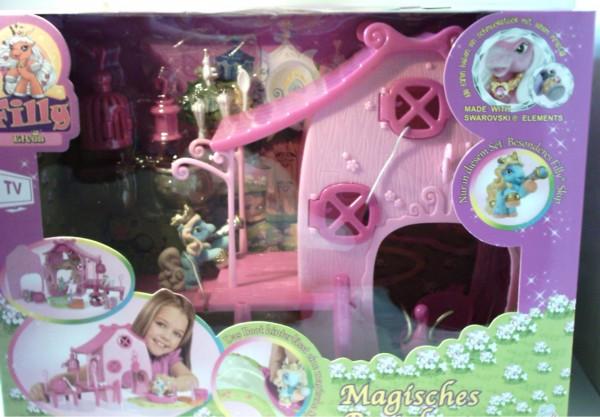 Magisches Bootshaus der Filly Elves