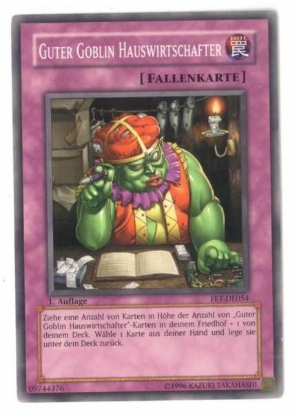 Guter Goblin Hauswirtschafter, FET-DE054, Yu-Gi-Oh!-Einzelkarte