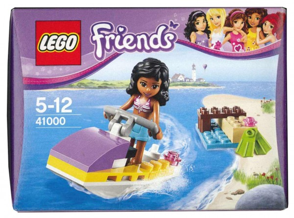 LEGO Friends Jetski-Vergnügen, Kate