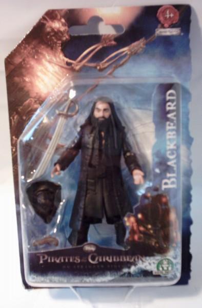 Pirates Blackbeard, Figur 10 cm