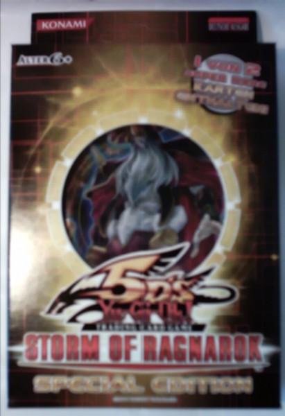 Storm of Ragnarok Special Edition, Yu-Gi-Oh!