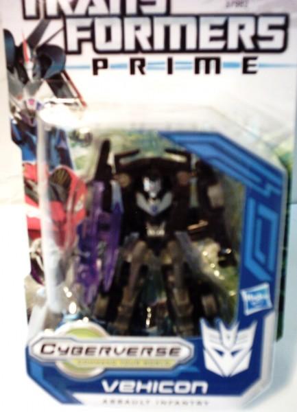 """Transformers PRIME """"Vehicon"""", Figur 7 cm, Assault Infantry"""
