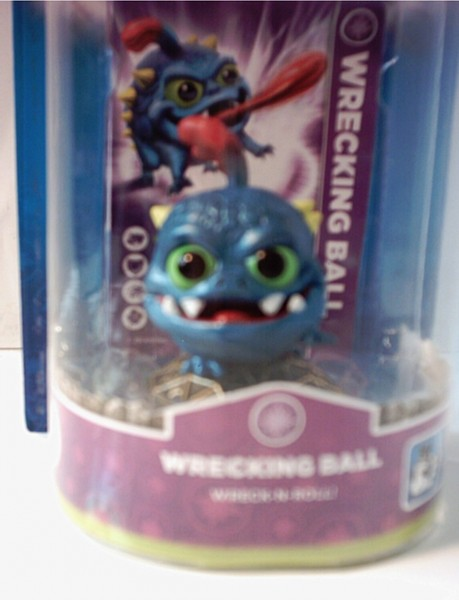 Wrecking Ball Skylanders Spyro's Adventure Single Pack