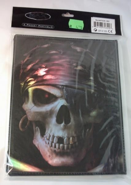"4 Pocket Portfolio ""Pirat"""