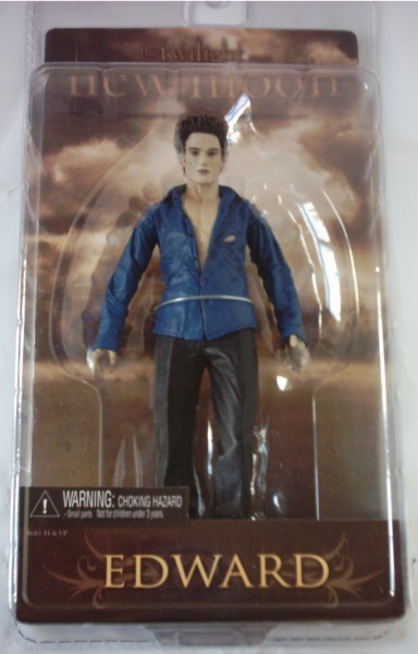"Twilight ""new moon"" Edward mit Hemd, Action-Figur"