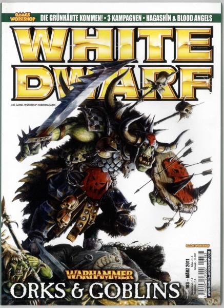 White Dwarf 183, März 2011