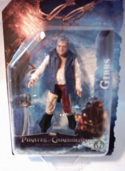 Pirates Gibbs, Figur 10 cm
