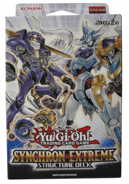 Synchron Extreme Yu-Gi-Oh-Structure Deck