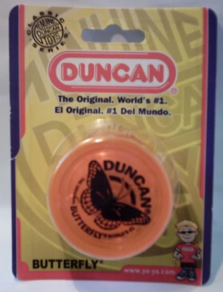 Yo-Yo DUNCAN Butterfly, orange
