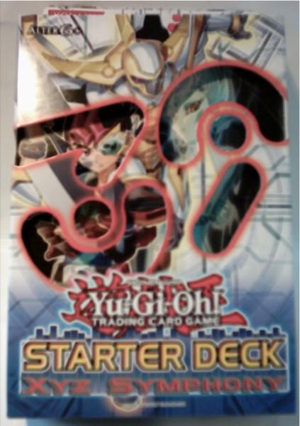 """Yu-Gi-Oh! Starter Deck """"XYZ Symphony"""""""