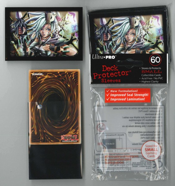 """Deck Protector Gallery Sleeves """"Poison Master"""", small, 60 Hüllen, UltraPro"""