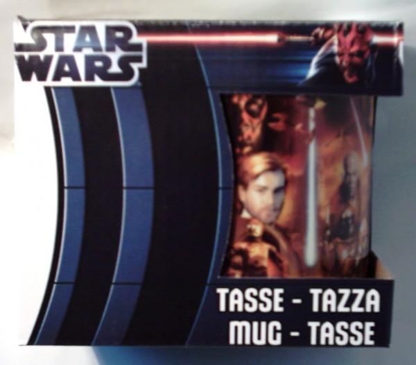 STAR WARS Movie Tasse, Mug