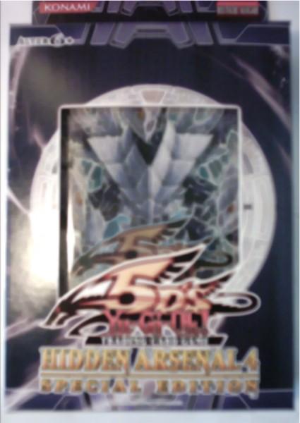 Yu-Gi-Oh! Hidden Arsenal 4 Special