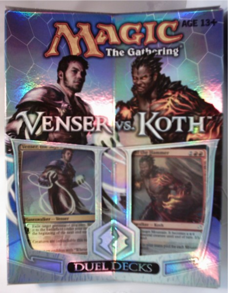 "MAGIC Duel Decks ""Venser vs. Koth"""