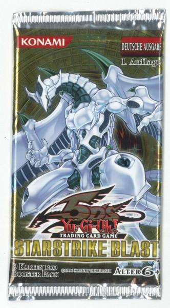 Starstrike Blast, Yu-Gi-Oh! Booster