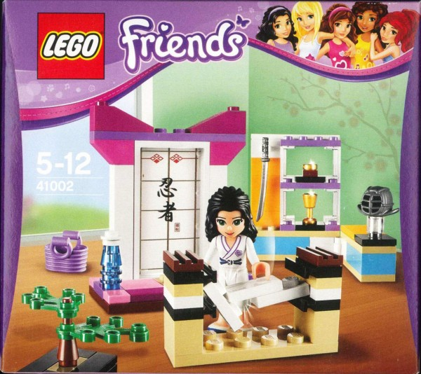 LEGO Friends Emmas Karatekurs