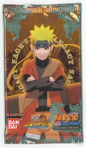 Naruto Booster (neue Ausgabe 2012)